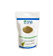 Buy White Vein Indo Kratom Online - Fresh White Indo at Super Natural Botanicals