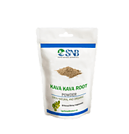 Buy Kava Kava Root Powder Online, 100% Organic Kava Kava Root Powder at Super Natural Botanicals