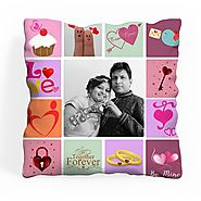 Buy or Send Together Forever Cushion - OyeGifts.com