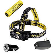 Collection of Nitecore Products @ Andrew-Amanda Online Store