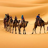 Morocco Tour Operator — 4D/3N The Cleopatra Tours From Marrakech - Magic...