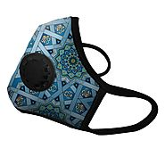 Chakra N99CV Single Valve Vogmask, Anti Pollution Mask