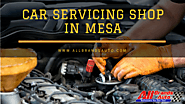 Qualities of a Good Car Repairing Shop