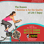 Choose The Right Home Fitness Equipment in Ahmedabad