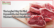 The logical way to find dependable and reputable wholesale food distributors
