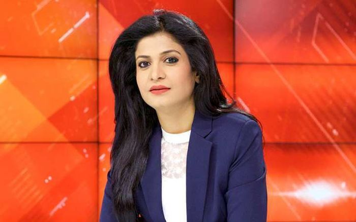 Top 10 Female News Anchors in India | A Listly List