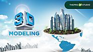 Trendsetting 3D Modeling Services - Giving A Form To Your Ideas