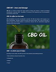 Cbd oil uses and dosage by CBD Oil - issuu