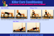Core Conditioning for Dancers