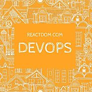 Learn DevOps: Best DevOps tutorials & best DevOps books 2018 - ReactDOM