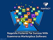 Requisite features for success with ecommerce marketplace software