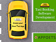 Taxi Booking Software Development