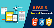 Best 5 Responsive Frontend Frameworks – JavaScript, CSS and HTML in 2018
