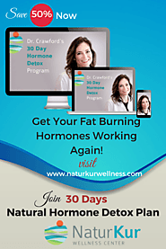 Hormonal Imbalance and Cure with Natural Hormone Detox – Naturkur Wellness
