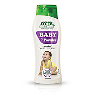 Website at http://www.sscplherbals.com/product/sparino-baby-powder/