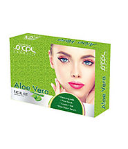 Natural Herbal Facial Kit for Dry and Oily Skin - SSCPL Herbals