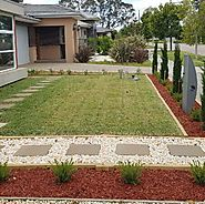 Get best landscaping service in berwich - Oz Garden Services