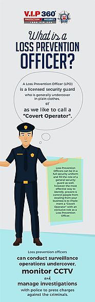 Prevent Theft by Hiring Loss Prevention Officers in Cairns from VIP 360
