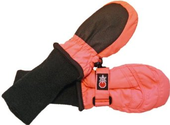 SnowStoppers Kid's Nylon Waterproof Snow Colorful Mittens