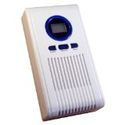 Ozone Generator Air Purifier - Programmable on/off Cycle Air Freshener for Bathroom Kitchen Basement and Pet Areas - ...
