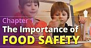 "Basic Food Safety: Chapter 1 ""The Importance of Food Safety"" (English) - YouTube"