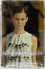 Fashion Week Photos Directory of Fashion Photos