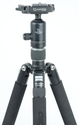 Giottos Vitruvian VGRN9255 Aluminium Tripod with MH5400-652 Ball Head - 5kg Weight Capcity