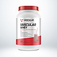 Vascular Nutrition – Whey Protein