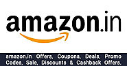 Amazon Offers → Upto 90% OFF Amazon's Shopping Offers - OffersGenie