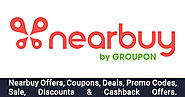 Nearbuy Offers → Upto 95% OFF Nearbuy's Local Offers - OffersGenie