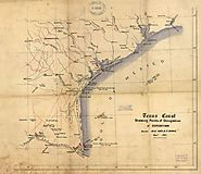 Texas Coast--Civil War