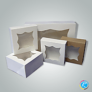 White Packaging Boxes Or Custom Made Candy Boxes