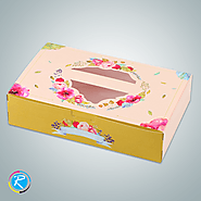 Cake Packaging Boxes by RegaloPrint