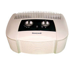 Honeywell HEPA Air Cleaner Purifier with ionizer. Desktop Tabletop. 16200.