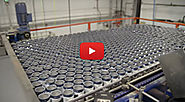 350 Can Packaging Machine - Apply Carrier Rings
