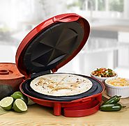 Top 10 Best Quesadilla Makers in 2018 - Buyer's Guide (February. 2018)