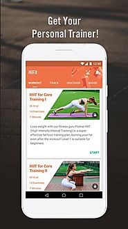 HiFit - 7 Minute Workout with No Equipment Needed - Android Apps on Google Play