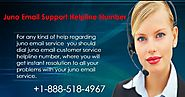 Dial Juno email Support Number +1-888-518-4967