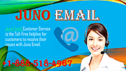 Contact Juno email customer helpline number +1-888-518-4967