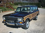 Classic 1989 Jeep Wagoneer for Sale in Florida : The Motor Masters