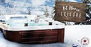 Hot tub water care systems