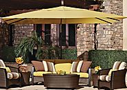 Instructions to Protect Your Large Patio Umbrellas