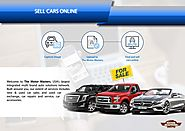 Best Place to Sell Car Online : The Motor Masters