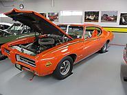 Best Place to Sell Car Online : 1969 Pontiac GTO Judge : The Motor Masters