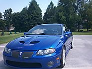 Used 2006 Pontiac GTO 6.0 for Sale : The Motor Master
