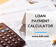 Loan Payment Calculator - HSH.com