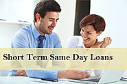 Short Term Same Day Loans With Beneficial Features