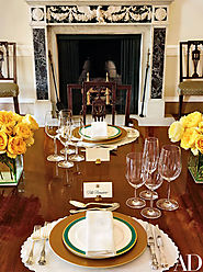 Family Dining Room - White House Museum
