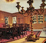 Vermeil Room - White House Museum