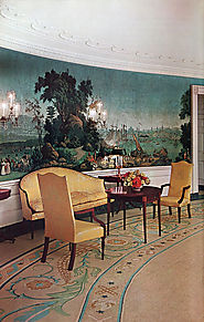 Diplomatic Reception Room - White House Museum